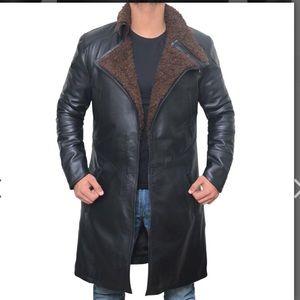 🤖 🕶Ryan Gosling Blade Runner Pu leather jacket